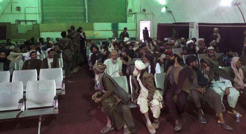 105 Warga Afganistan Dibebaskan dari Penjara Taliban