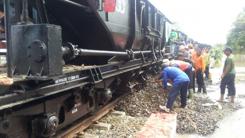 PT KAI Daop 9 Cek Kelayakan Jalur dan Kereta