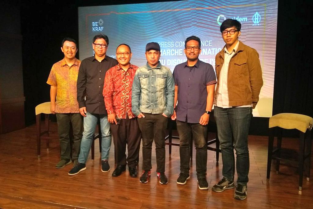 Ambisi BEKraf Ekspansi Pasar Musik Indonesia ke Eropa