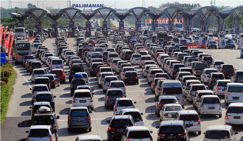 Jasa Marga Antisipasi Kemacetan di Rest Area Palimanan-Kanci