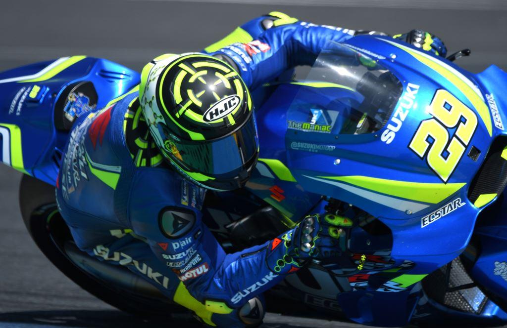 Iannone Tinggalkan Suzuki Musim Depan