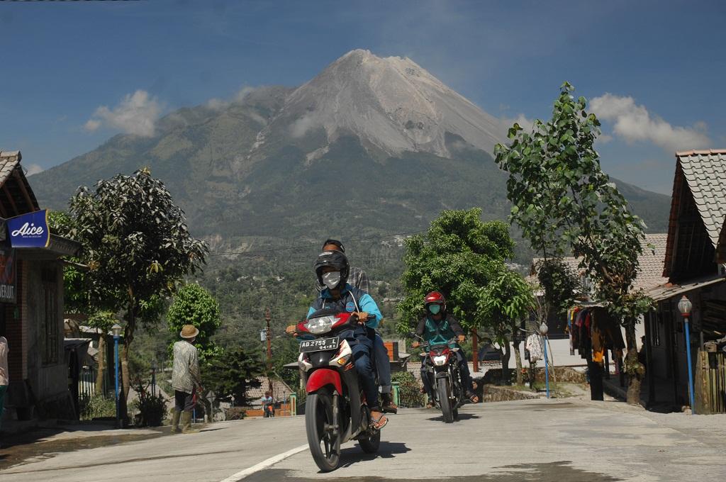 Magma Diperkirakan belum akan Keluar dari Gunung Merapi