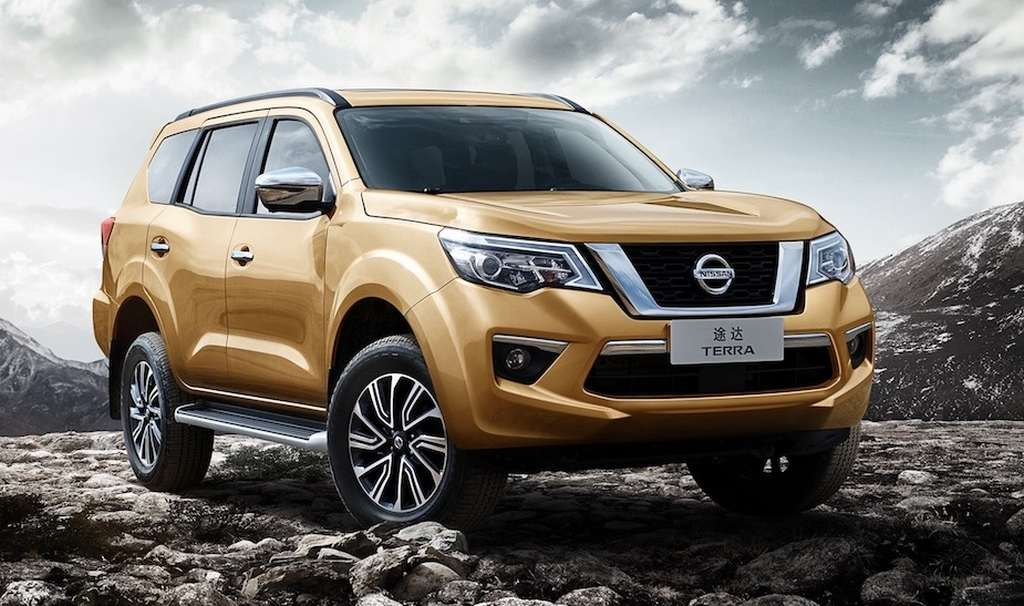 Nissan Terra Siap Ramaikan Pasar Full Size SUV di Indonesia