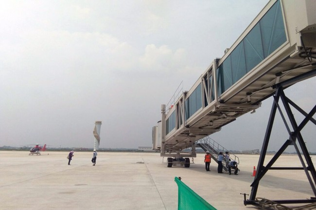 Infrastruktur Pendukung Haji di BIJB Mulai Dibangun