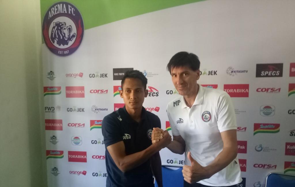 Pelatih Arema: Mungkin Suporter Tidak Suka dengan Permainan Kami