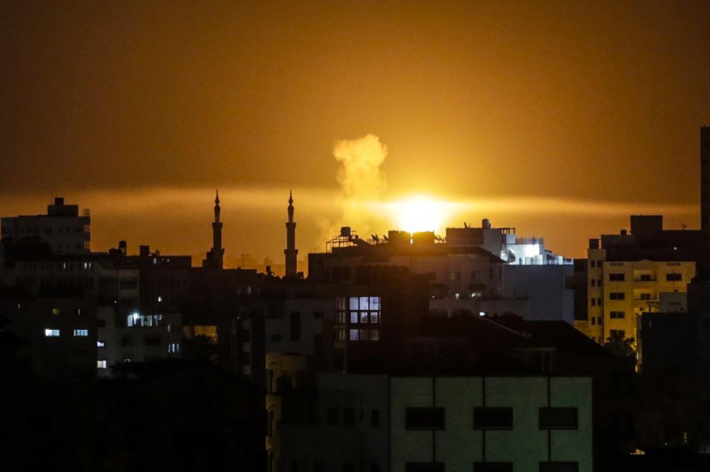 Ketegangan Meningkat di Gaza usai Kematian Relawan Palestina