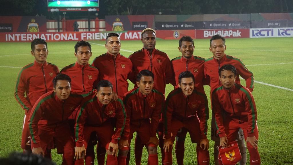Rotasi Besar Dilakukan pada laga Kedua Timnas Indonesia vs Thailand