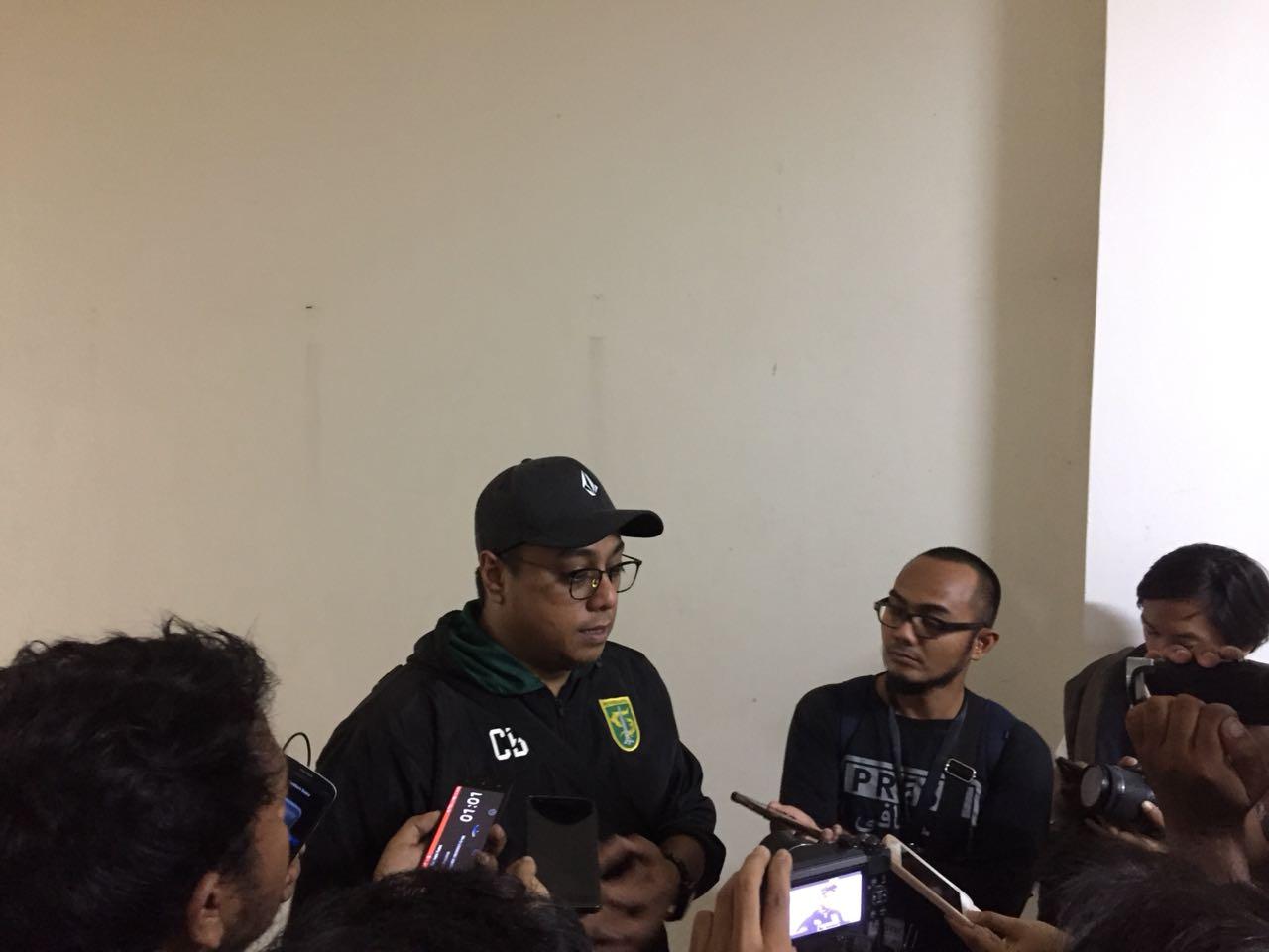 Berbau <i>Setting</i>-an, Persebaya Surabaya Siap Kirim Bukti
