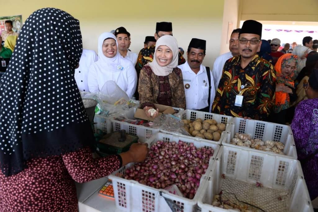 Pasar Waru Diharapkan Menjadi Contoh Pasar Kawasan di Demak