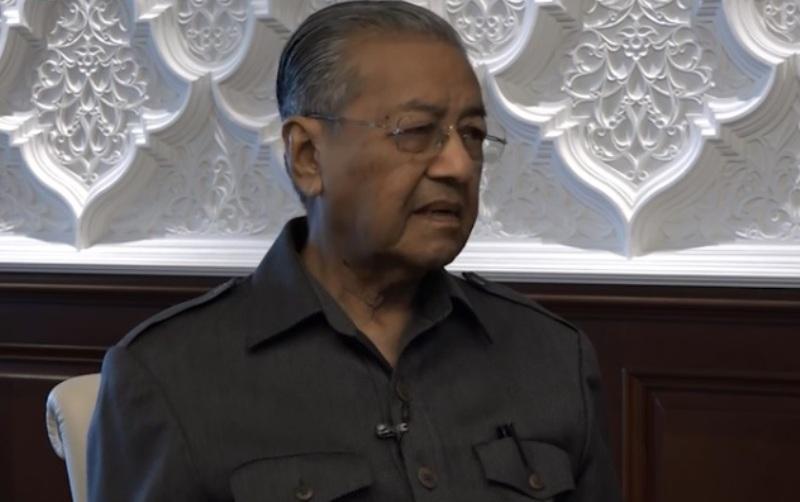 Seorang Pria Malaysia Ancam Bunuh Mahathir Mohamad
