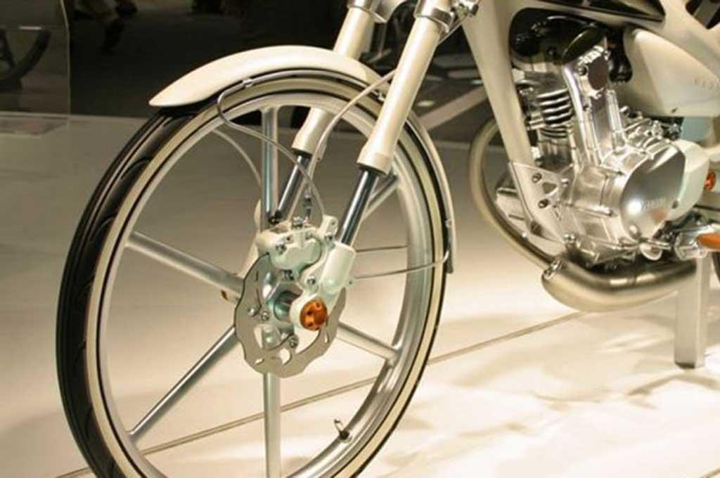 Pakai Ban Profil Tipis di Motor, Perbesar Risiko Tergelincir