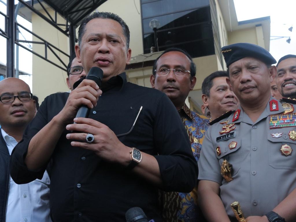 Ketua DPR Khawatir Ruang Kerjanya jadi Sasaran Teroris