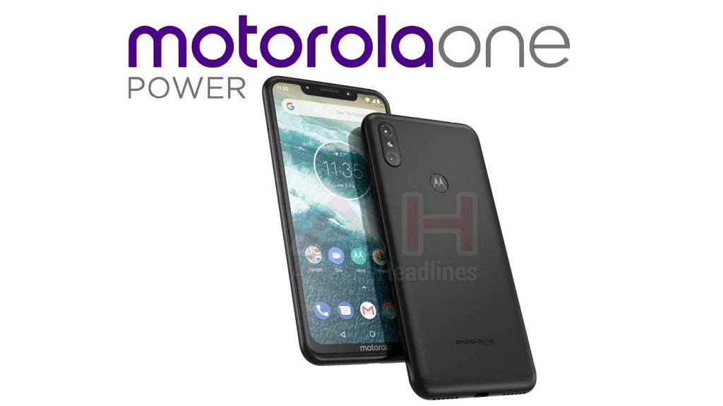 Inikah Gambar Motorola One Power?