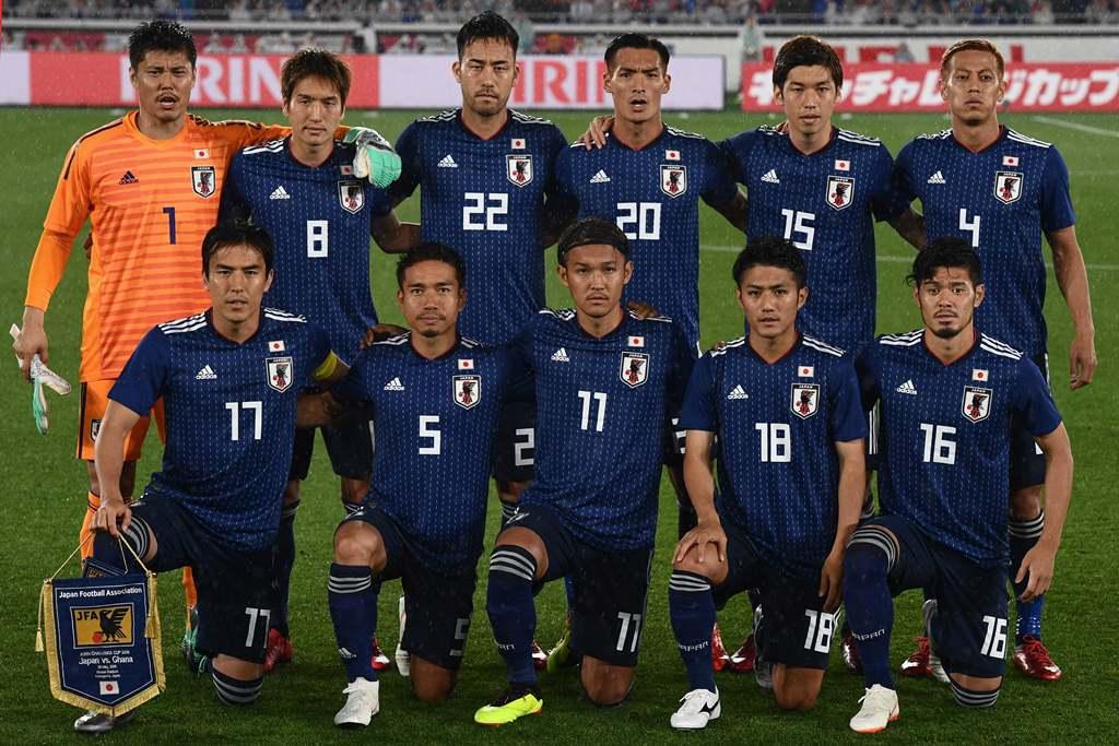 Timnas Jepang Gelar Latihan Perdana di Austria