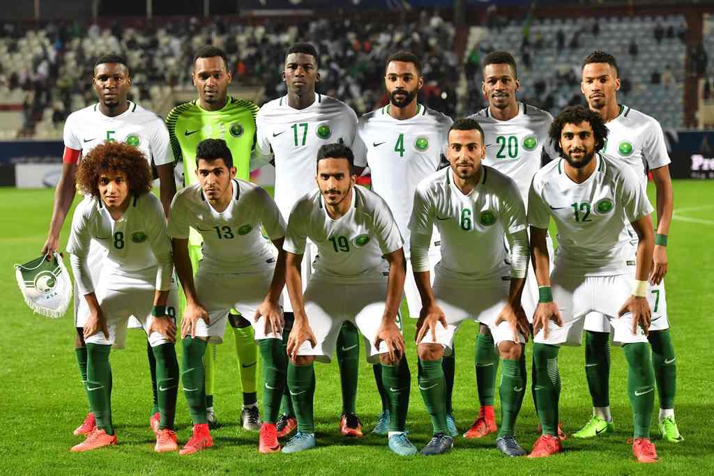 Skuat Final Timnas Arab Saudi di Piala Dunia 2018
