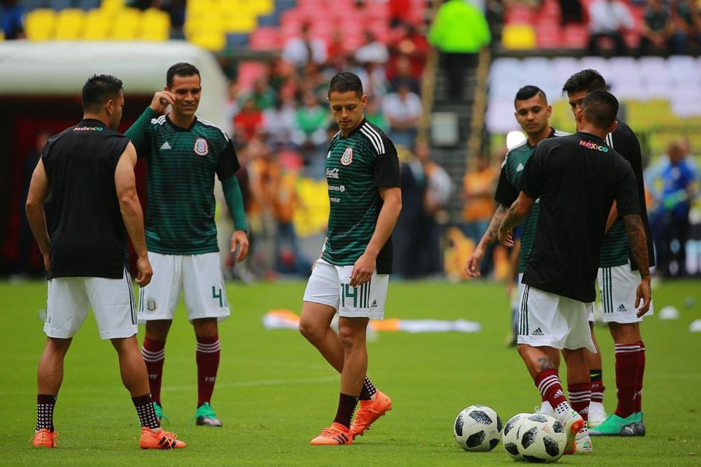 Chicharito Kembali Jadi Andalan Timnas Meksiko