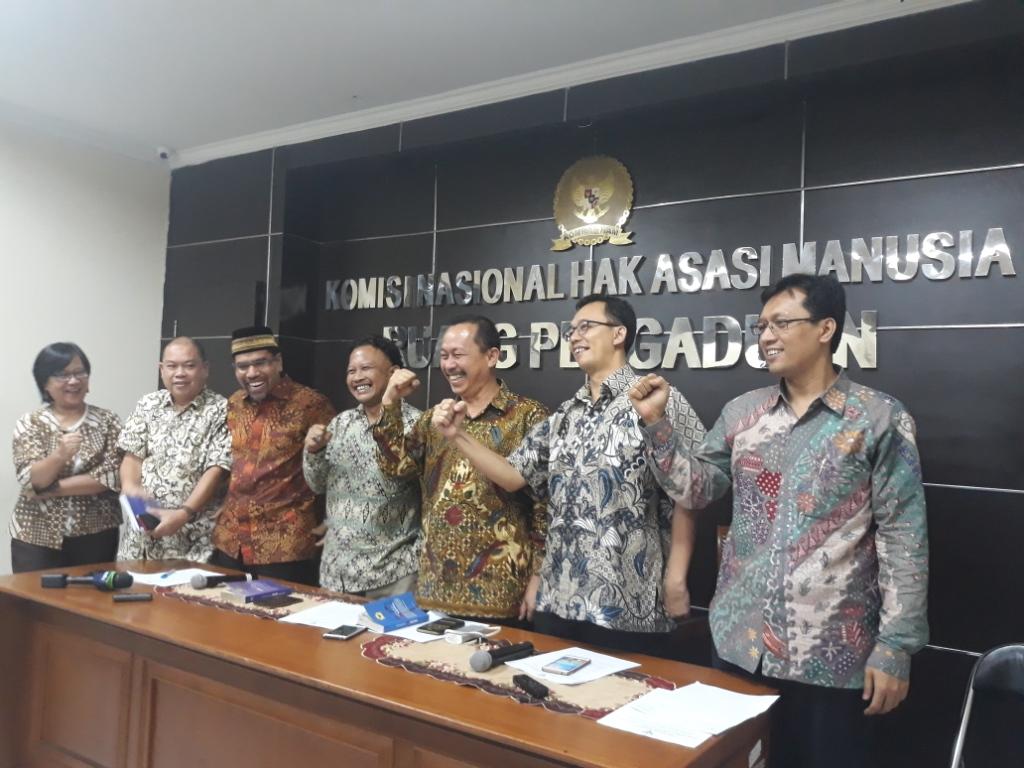 Komnas HAM Desak Jokowi Selesai Kasus HAM Berat