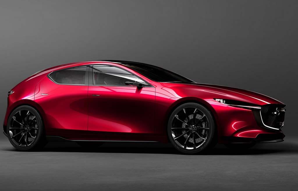 Mazda3 Bermesin SkyActiv-X Siap Debut Akhir 2018