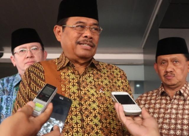 Jaksa Agung Sarankan KPK Perbaiki Personel