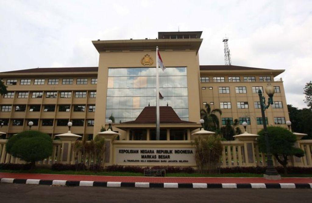 Anggaran 2019 Polri Dipangkas Rp18,1 Triliun