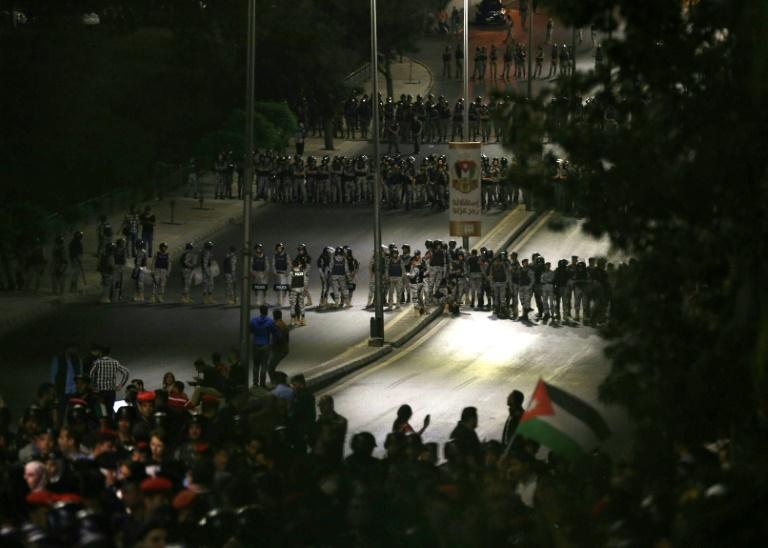King Warns Jordan 'at Crossroads' over Economic Protests