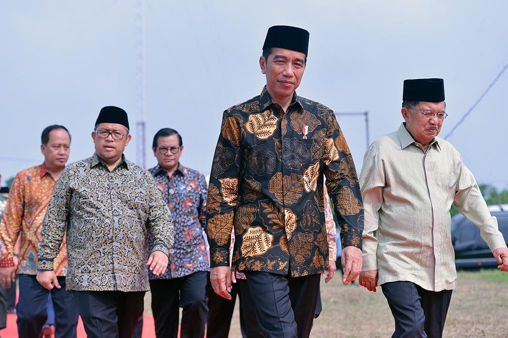 Jokowi: Pendapatan Babinsa Melompat 771 Persen