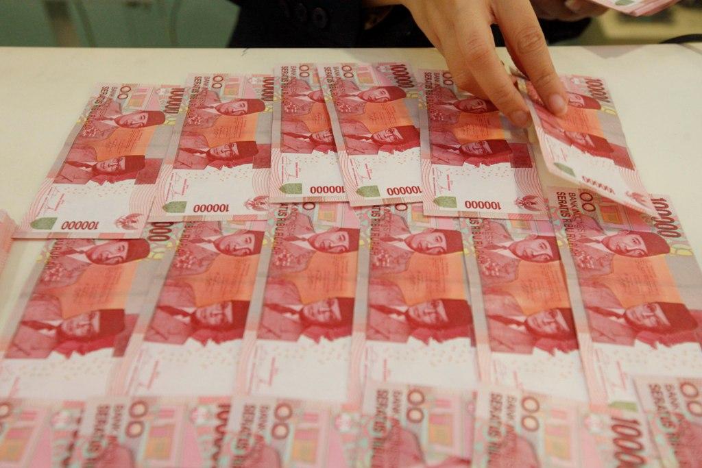 Rupiah Pagi Melemah Tipis ke Rp13.885/USD