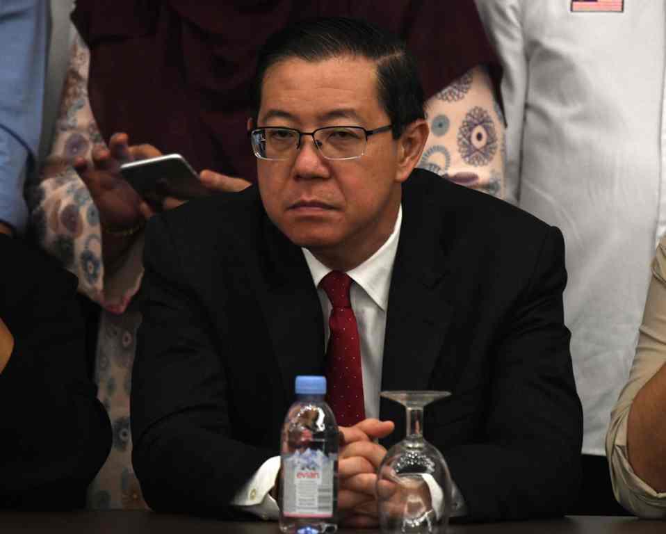 Kemenkeu Malaysia Sebut Tiongkok juga Terkait 1MDB