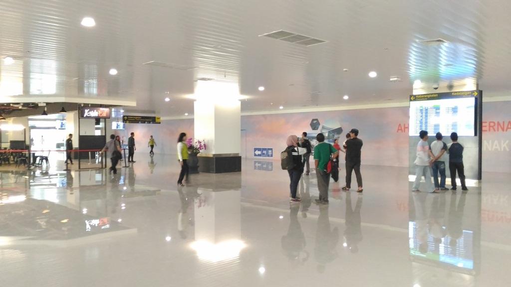 Terminal Lama Bandara Ahmad Yani akan Dikembalikan ke TNI AD