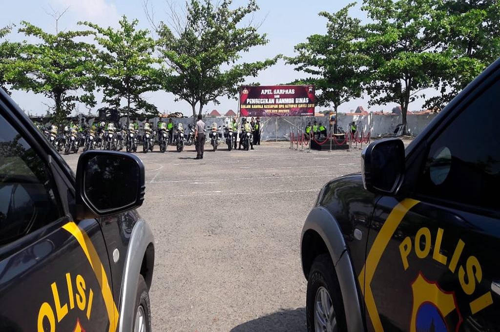 Polres Brebes Siapkan Ratusan Kendaraan Patroli Mudik