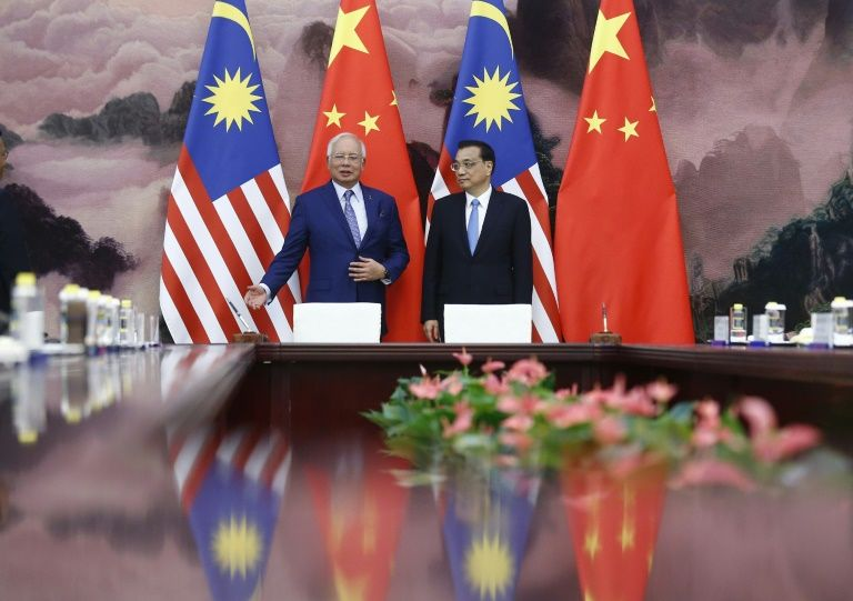 Malaysia Draws China Link to Huge Financial Scandal