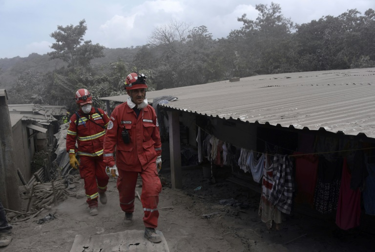 Guatemala Volcano Toll Rises to 75, Nearly 200 Missing