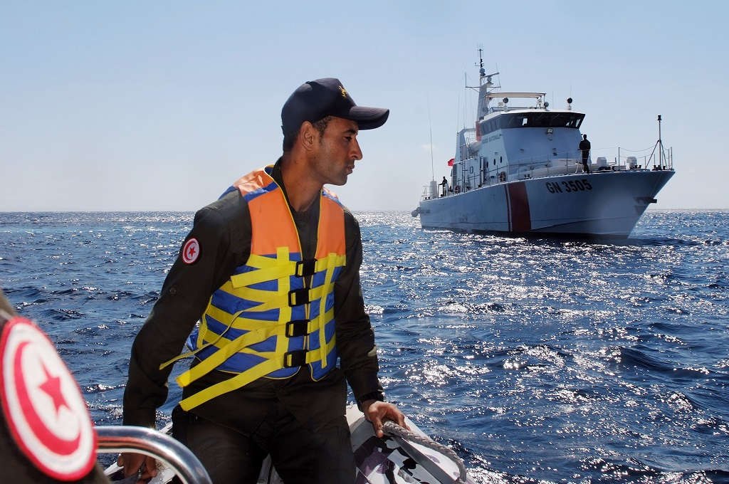 Korban Kapal Tenggelam di Tunisia Jadi 60 Imigran