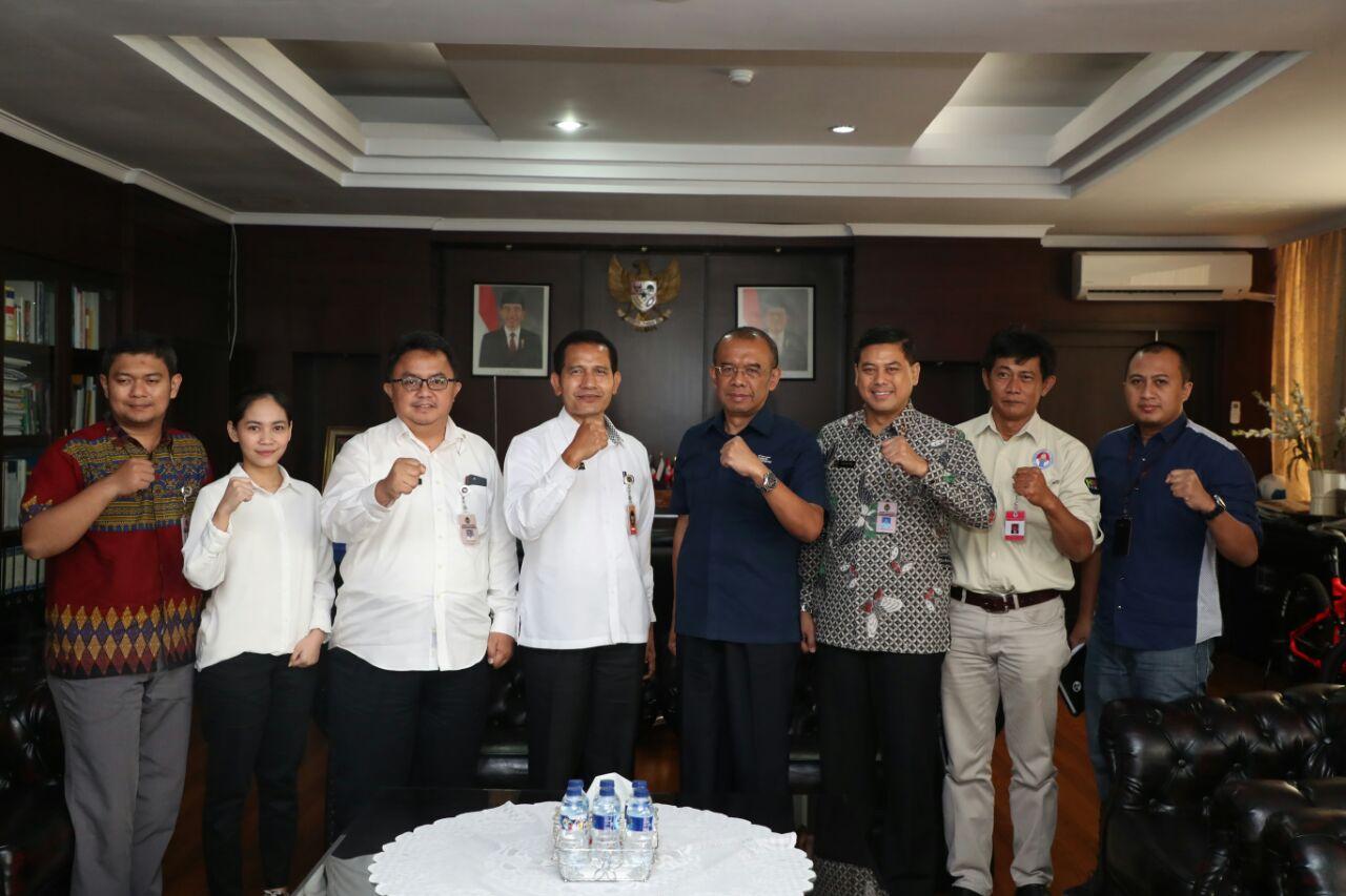 Sesmenpora Apresiasi Pembentukan Tim SIMAN di Seluruh Kementerian