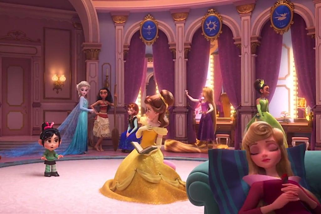 Trailer Wreck-It-Ralph 2 Tampilkan Para Putri Disney