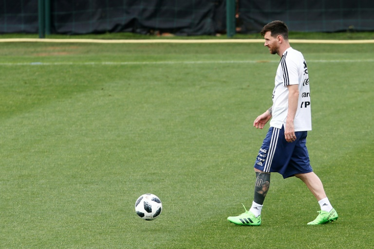 Israeli Bid to Host Messi in Jerusalem Thrust Politics to Fore