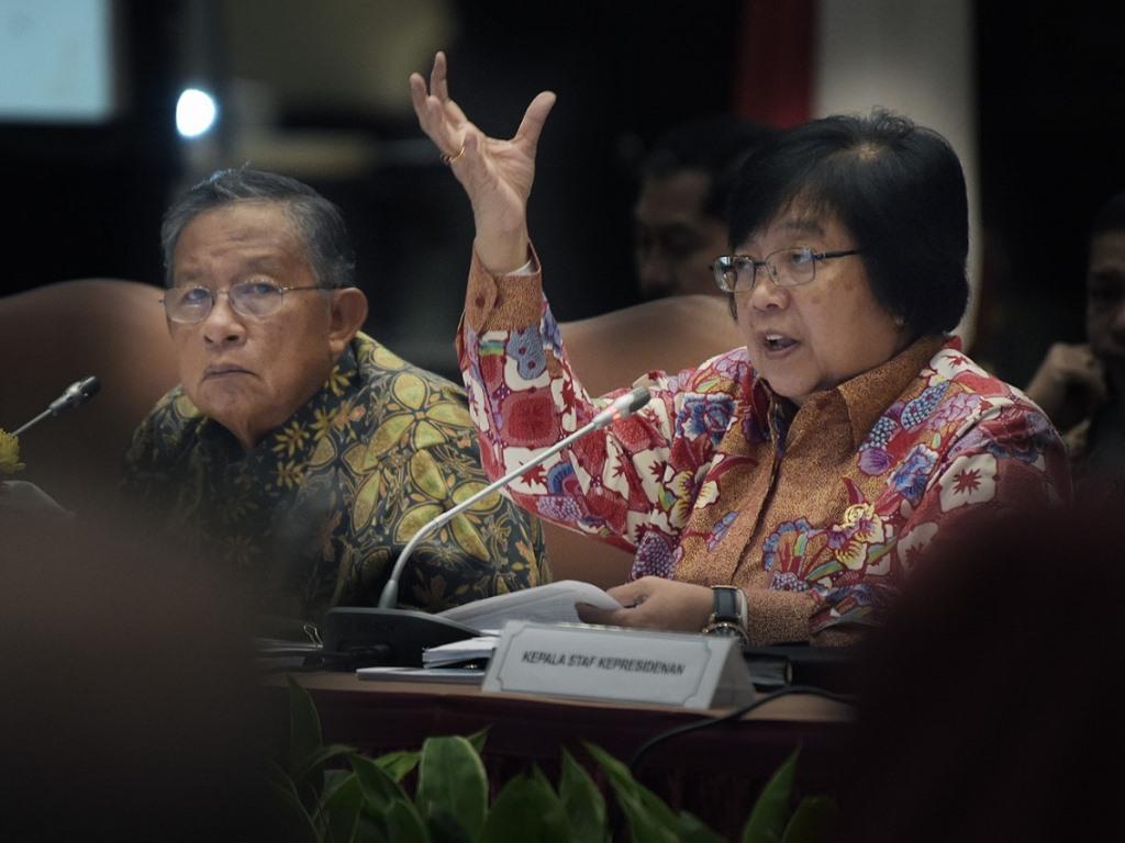 Pemerintah Percepat Implementasi Reforma Agraria dan Kawasan Hutan Sosial