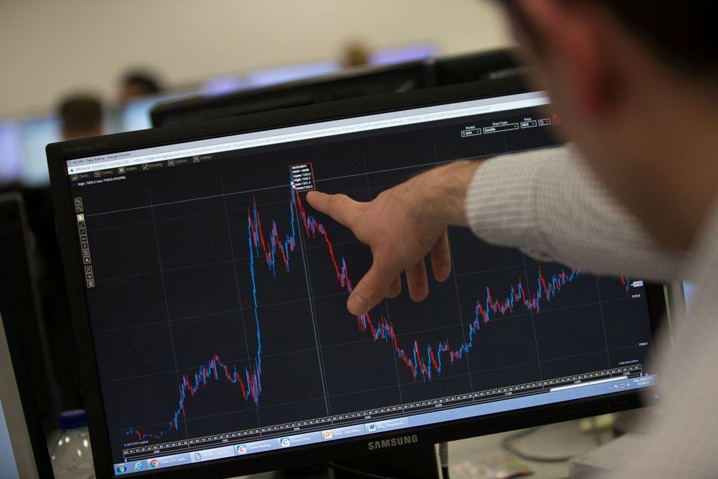 Indeks FTSE-100 Bursa London Naik 25 Poin
