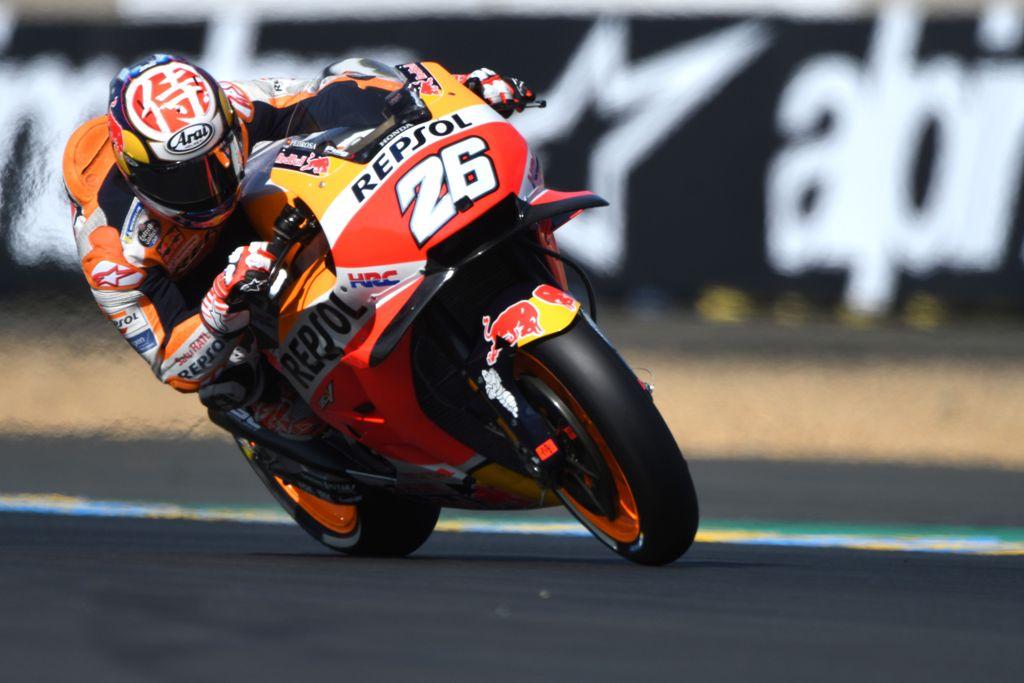 Pedrosa Akan Buka-bukaan di MotoGP Catalunya