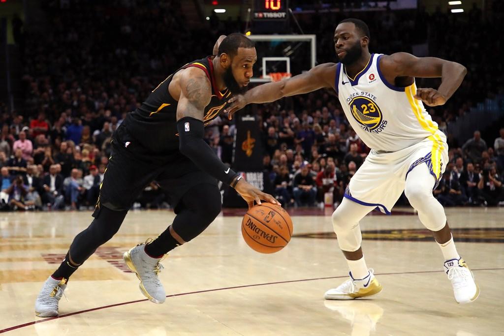 Warriors Bungkam Cavaliers untuk Ketiga Kalinya