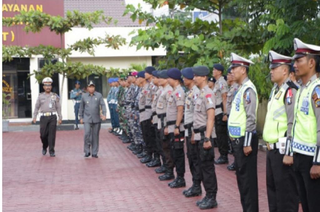 Lebih 7.000 Polisi Amankan Mudik Lebaran di Sumut