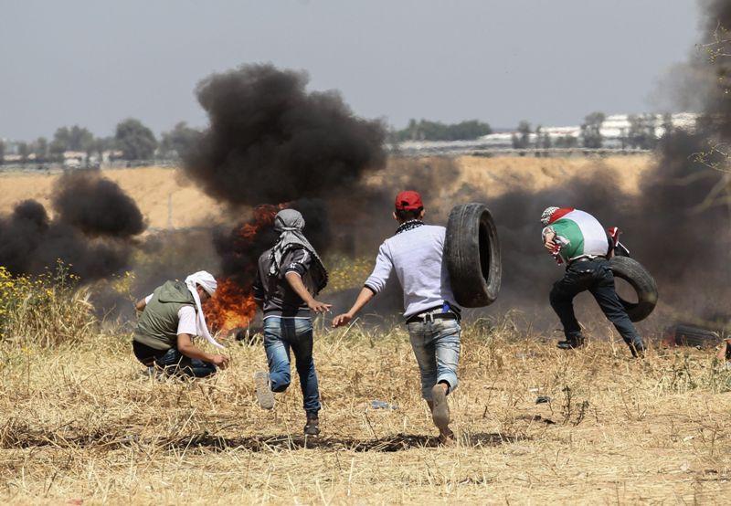 Menlu Inggris Desak PM Israel Selidiki Kekerasan di Gaza