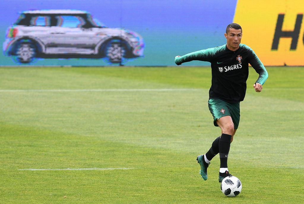 Ronaldo Bersikap Realistis di Piala Dunia 2018