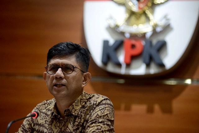 KPK Khawatir Revisi KUHP Timbulkan Dualisme Hukum