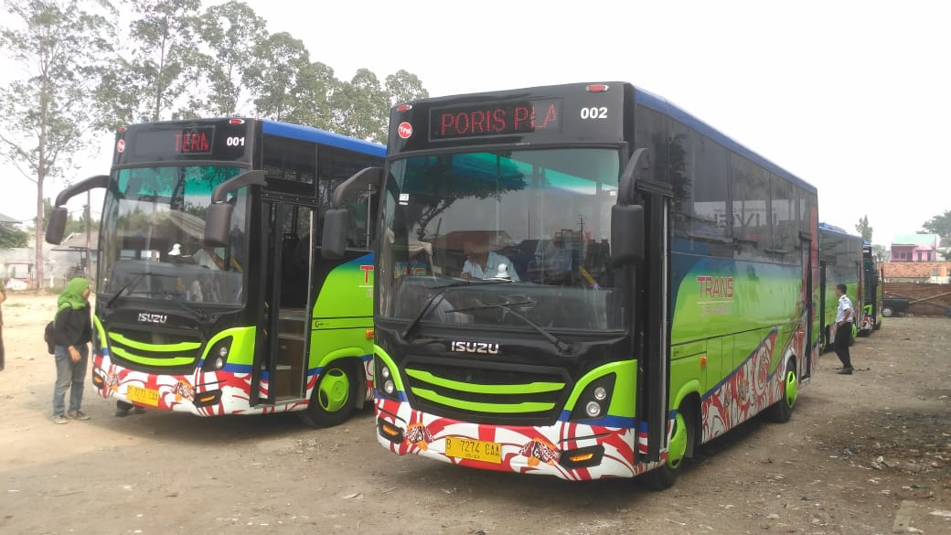 BRT Koridor 2 Tangerang Mulai Beroperasi