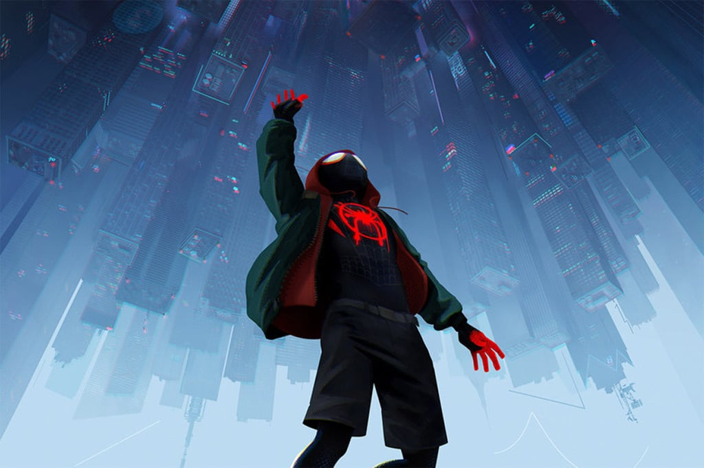 Film Spider-Man Terbaru, Into the Spider-Verse Rilis Teaser Perdana