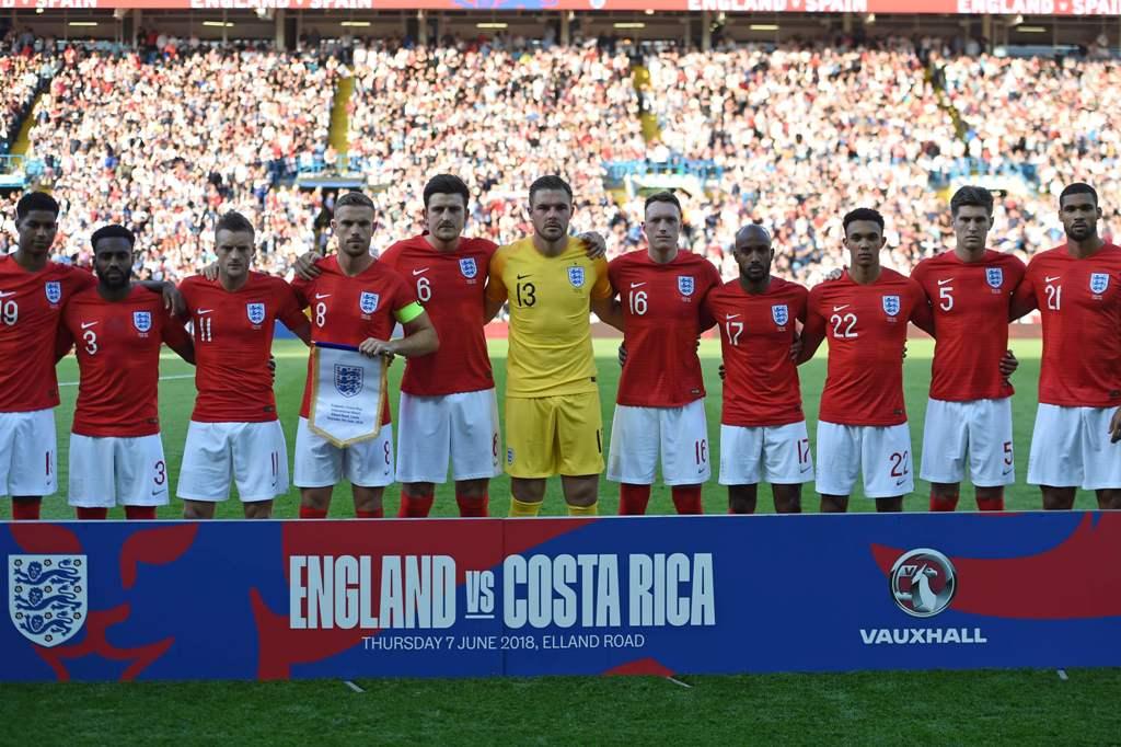 Rahsford: Inggris Harus Pasang Target Tinggi di Piala Dunia