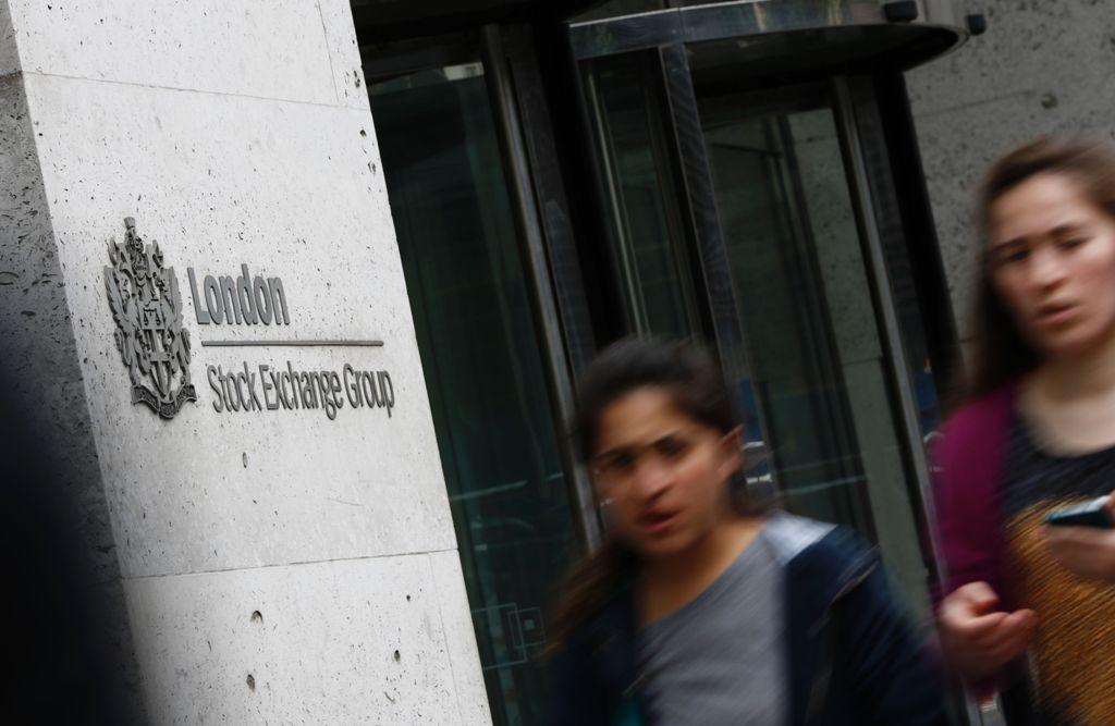 Indeks FTSE-100 Bursa London Melemah Tipis