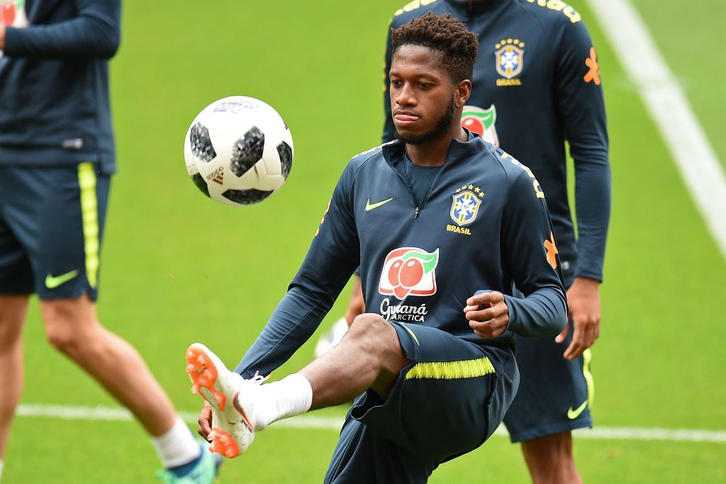 Pemain Baru Manchester United Alami Cedera di Timnas Brasil
