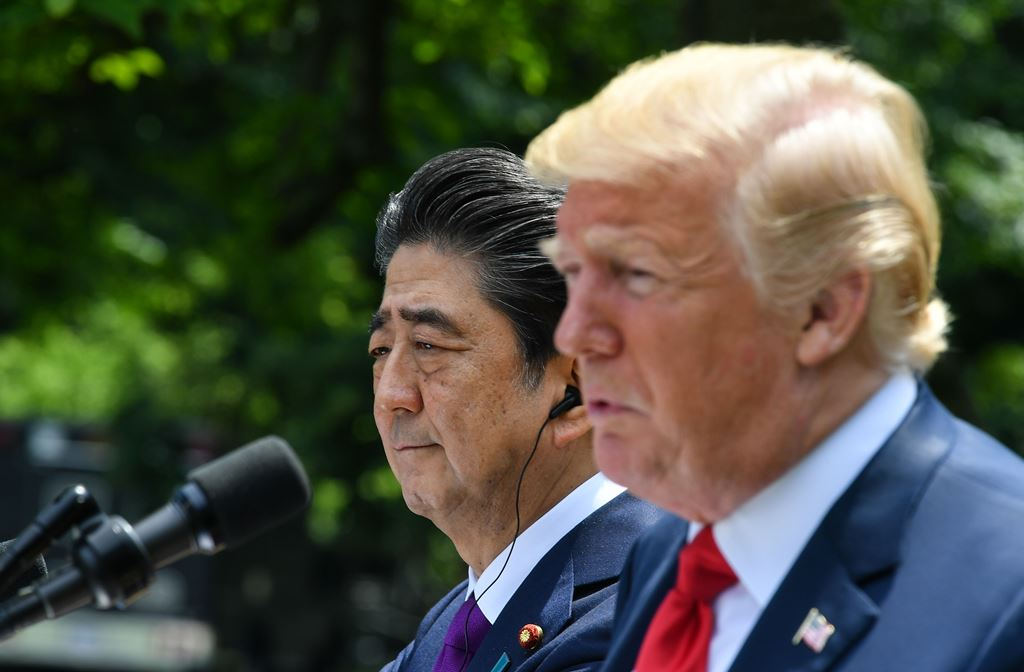 PM Jepang Bersedia Bertemu dengan Kim Jong-un